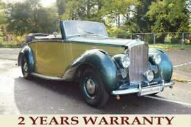 image for 1950 Bentley MARK VI  Convertible Petrol Manual