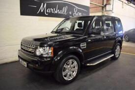 2010 10 LAND ROVER DISCOVERY 4 3.0 4 TDV6 XS 5D AUTO 245 BHP DIESEL