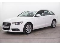 2013 Audi A6 AVANT TDI SE Diesel white CVT