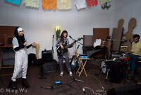 Jam Space / Rehearsal Space Available