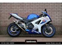 SUZUKI GSXR 1000 K8 2008 - CARBON FIBRE EXHAUST - LOVELY CONDITION