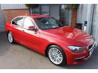 BMW 320d LUXURY-FULL LEATHER-HEATED SEATS