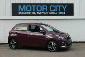 image for 2018 Peugeot 108 PURETECH ALLURE Hatchback Petrol Manual