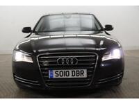 2012 Audi A8 TDI QUATTRO SE EXECUTIVE Diesel black Automatic
