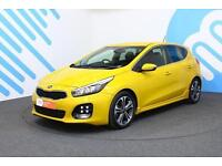 2015 KIA Cee'D 1.6 CRDi GT-Line DCT 5dr (Idle, Stop and Go)