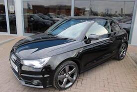 Audi A1 TDI S LINE BLACK EDITION