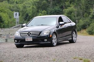 2008 Mercedes C350 4matic