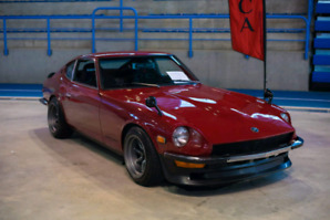 1973 datsun 240z 5 speed. *** available***