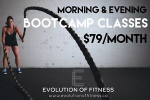 **ALL FITNESS LEVELS WELCOME!**