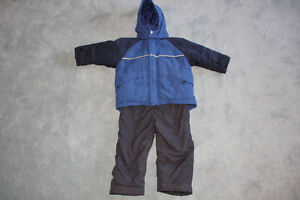 Children's Place 24 months 3 in 1 jacket and 2t snow pants $15
