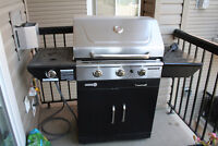 BBQ CONNECTIONS & NEW GAS LINE INSTALLATIONS