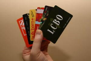 LCBO & Beer Store Gift cards: We buy Large or Small Giftcard $$$
