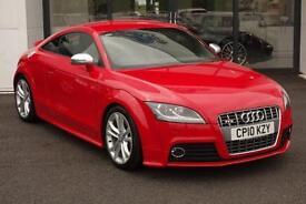 2010 Audi TTS 2.0 TFSI Quattro 3dr