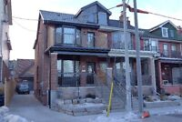 Beautiful 3 Bed 2 Bath Home w/ Parking at Pape & Danforth
