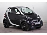 2014 smart fortwo coupe GRANDSTYLE EDITION Petrol black Semi Auto