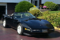 CORVETTE Convertible 1991 - for sale or trade - see listing