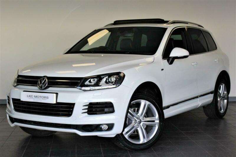 2014 VOLKSWAGEN TOUAREG V6 R-LINE TDI BLUEMOTION TECHNOLOGY ESTATE DIESEL |  in Worksop, Nottinghamshire | Gumtree