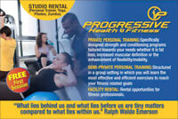 Fitness Training in Mississauga