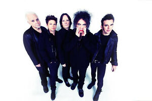 THE CURE (ONE TICKET)