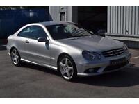 2008 Mercedes-Benz CLK 2.1 CLK220 CDI Sport 2dr