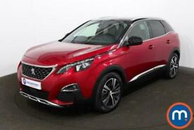 image for 2020 Peugeot 3008 1.6 Hybrid4 300 GT Line 5dr e-EAT8 Auto Estate Hybrid Automati