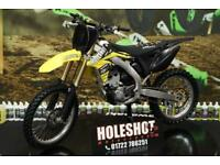 Suzuki RMZ 250 Motocross bike (Finance available)