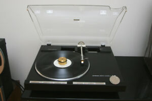 Pioneer PL-L1000 turntable one of the BEST 3kg platter