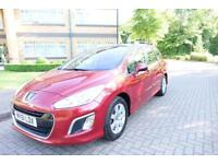 2012 Peugeot 308 2.0hdi left hand drive lhd UK registered