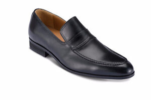 [New] penny loafer dress shoes, 11 D ($265 + tax @ Harry Rosen)