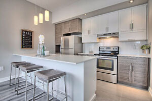 Brand new apartments backing onto Gatineau Park!