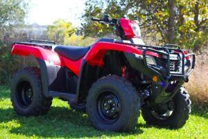2020 Honda TRX520 Foreman ATV