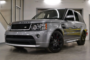 2013 Range Rover Sport Supercharged Platinum edition