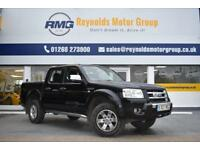 Ford Ranger 2.5TDCi 4x4 XLT Thunder Double Cab BAD FINANCE AVAILABLE