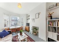Large 2 double bedroom 1st floor period conversion apartment close to Oval underground station