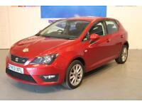 2013 SEAT IBIZA 1.6 TDI FR CR 105 BHP 5 DOOR MANUAL