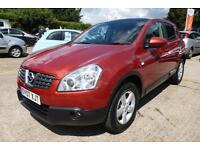 NISSAN QASHQAI 2.0DCi 2WD ACENTA, AIR CON, PANO ROOF FULL HISTORY