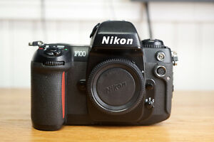 Nikon F100 Film SLR in great condition Cambridge Kitchener Area image 2