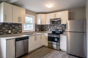 FULLY RENOVATED, NEW SS APPLIANCES, QUIET NEIGHBOURHOOD