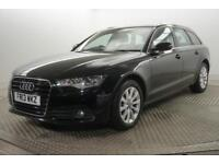 2013 Audi A6 AVANT TDI SE Diesel black Manual