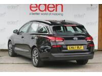 2018 Hyundai i30 1.6 CRDi 136ps SE Nav DCT 5 door Estate
