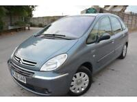 CITROEN XSARA PICASSO EXCLUSIVE 1.6 HDI DIESEL MPV*1 LADY OWNER*LOW MILEAGE*