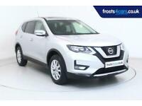2018 Nissan X-Trail 5dr 1.6DIG-T Acenta Panoramic Sunroof Climate Control Blueto
