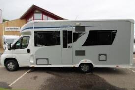 Elddis Aspire 265 4 Berth Motorhome for sale
