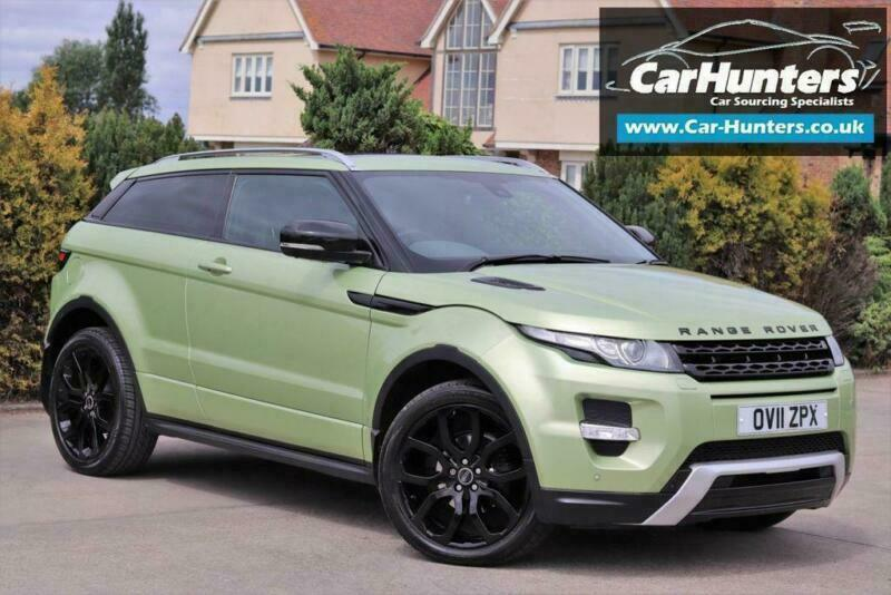 2011 11 LAND ROVER RANGE ROVER EVOQUE 2 2 SD4 DYNAMIC 3D AUTO 190 BHP  DIESEL | in Southminster, Essex | Gumtree