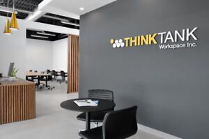 Private Offices & Coworking in North York  - Free Parking