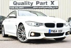 2014 BMW 4 Series Gran Coupe 2.0 420d M Sport Gran Coupe (s/s) 5dr