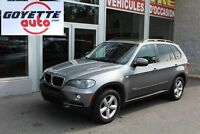 BMW X5 AWD 30i 2009 Cuir, Toit Panoramique, Mags