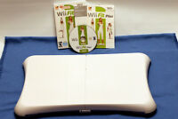 WII FIT PLUS - BALANCE BOARD AND GAME