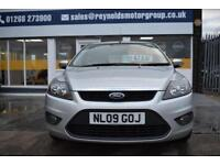 BAD CREDIT CAR FINANCE AVAILABLE 2009 09 Ford Focus 1.6 Zetec
