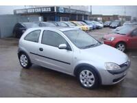 Vauxhall/Opel Corsa 1.7Di 16v 2001MY Comfort